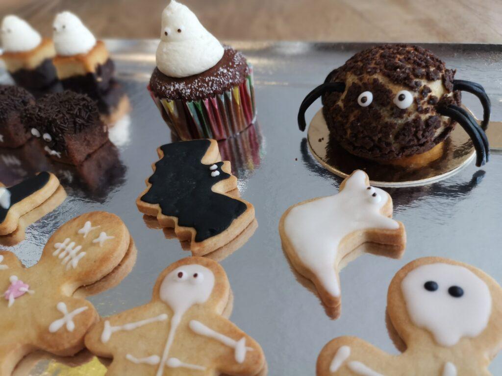 Pâtisseries Halloween